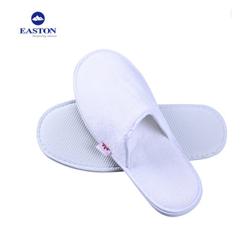 HIGH quality Galling Velvet slipper for hotel guest room