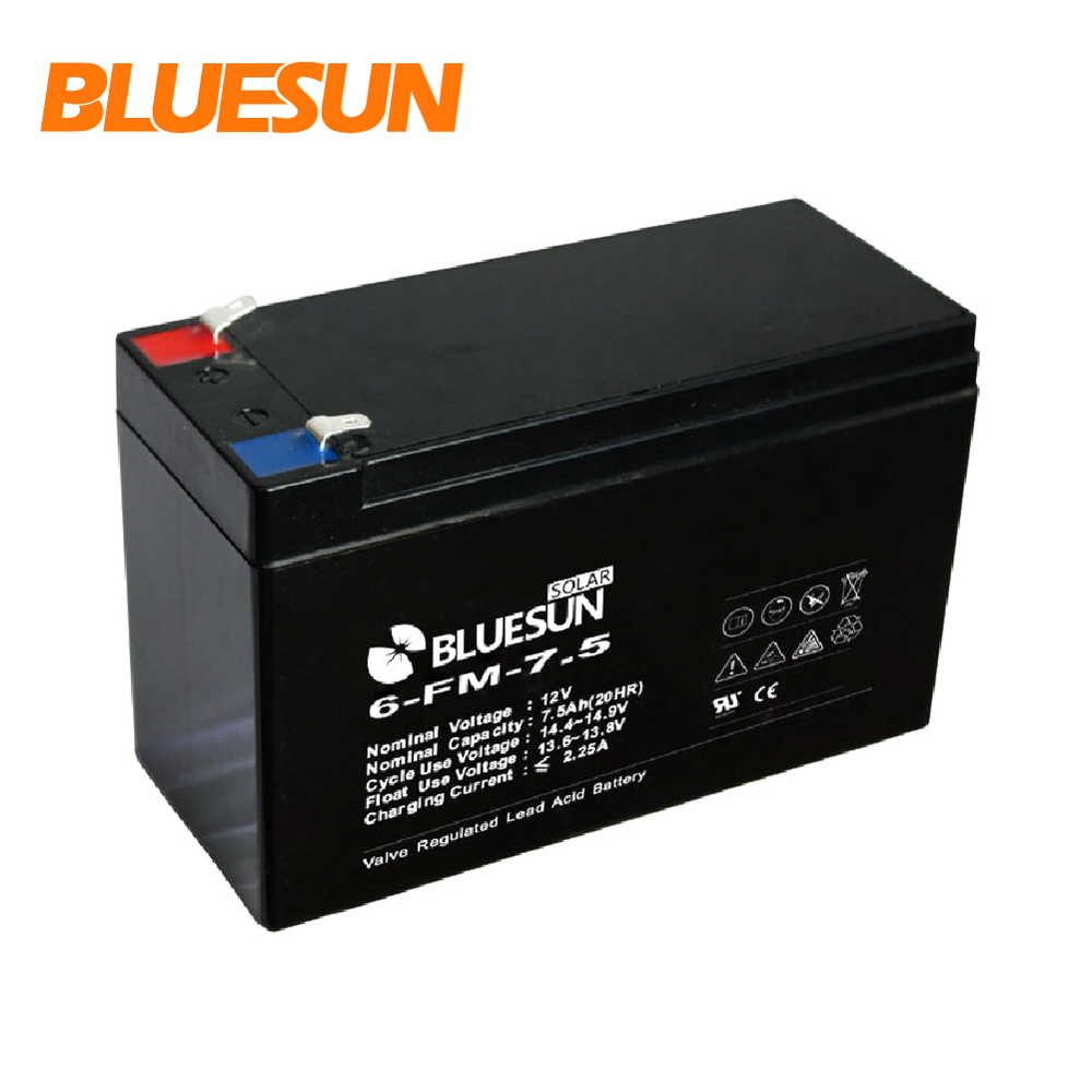 Motorcycle lead acid battery
