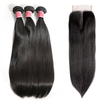 Selling Malaysian Straight Hair Malaysian Vigirn Human Hair Weave Remy Hair Weave