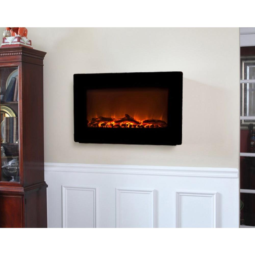 Mount Electric Fireplace