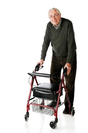 Medical Elderly Walker