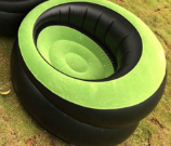 Comfortable Inflatable Air Sofa For One Person