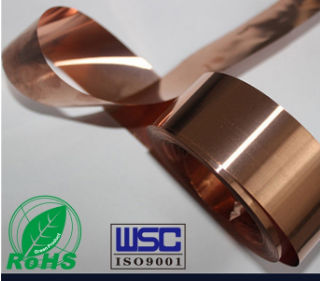 HOT SALE Custom EMI shielding conducive copper adhesive tape for soldering